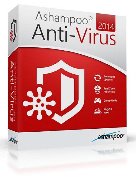 Ashampoo Anti-Virus 2014 RUS +key скачать бесплатно