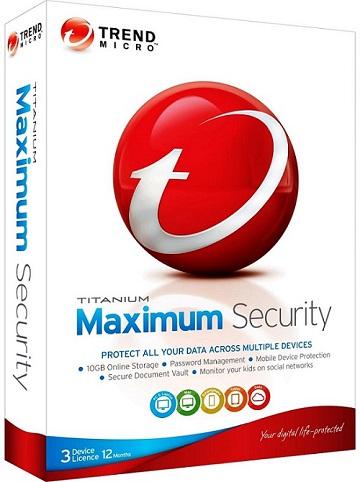 Titanium Maximum Security 2014 RUS + ключ скачать бесплатно
