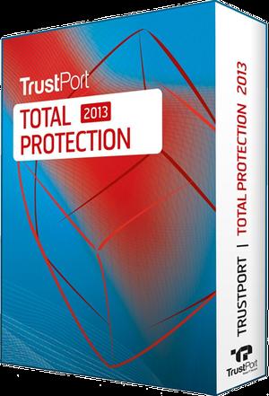 TrustPort Total Protection 2013 RUS + ключ key скачать бесплатно