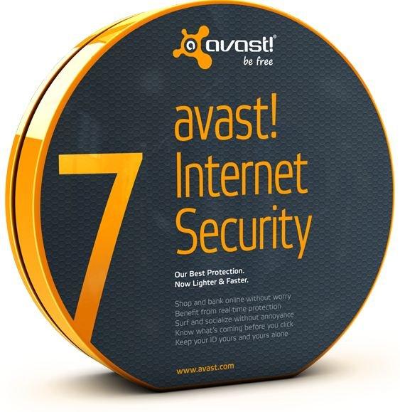 Аваст! Интернет Секьюрити 7.0.1426 скачать бесплатно - Антивирус