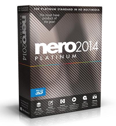 Nero 15.0 Platinum