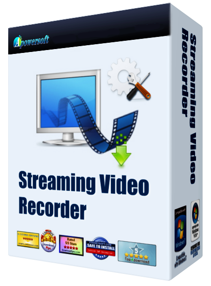 Apowersoft Streaming Video Recorder 4.3.9