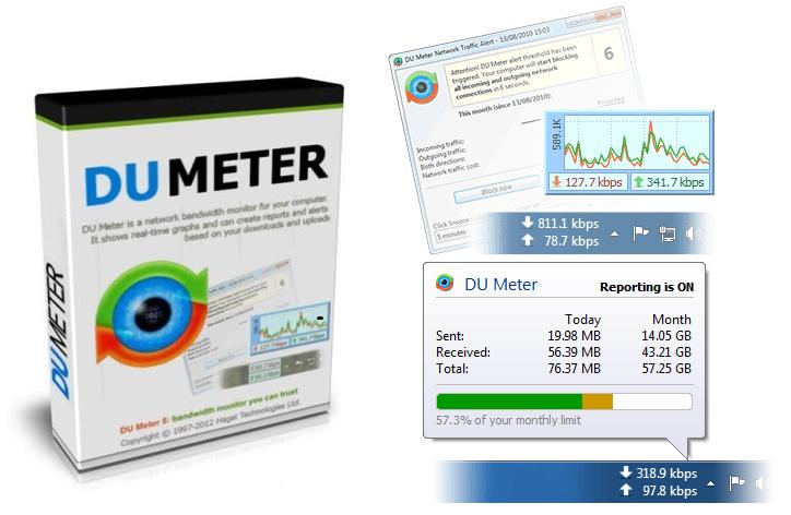DU Meter 6.05 RUS серийный номер скачать бесплатно