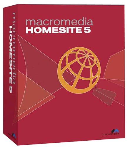 Macromedia HomeSite 5.5 RUS + serial скачать бесплатно - HTML редактор