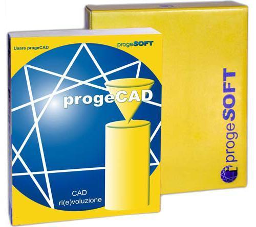 ProgeCAD PRO 7.2 ENG (2013) скачать бесплатно - САПР моделирование