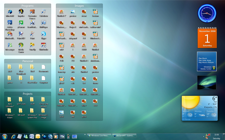 Stardock Fences 2.01 + serial скачать бесплатно для Windows 7