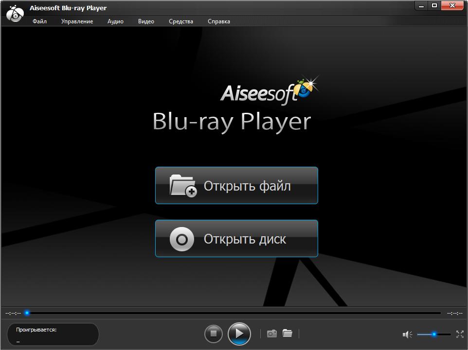 Aiseesoft Blu-ray Player 6.1 RUS + ключ блюрей плеер скачать бесплатно