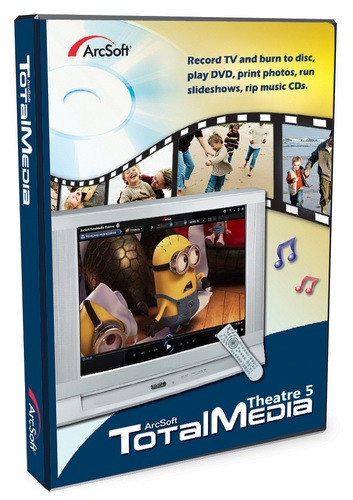 Arcsoft TotalMedia Theatre Platinum 5.0.1.87 скачать бесплатно