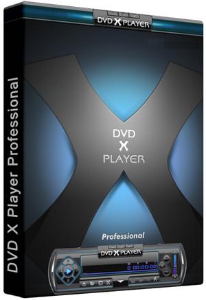 DVD X Player PRO 5.5 + Portable RUS скачать бесплатно