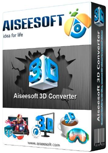 Aiseesoft 3D Converter 6.3.18 RUS Portable скачать бесплатно