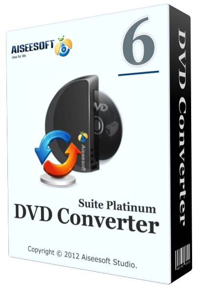 Aiseesoft DVD Converter Suite 6.2 (Multi) скачать бесплатно