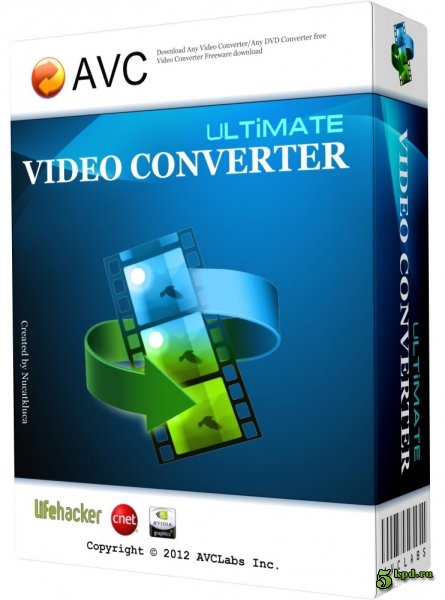 Any Video Converter Ultimate 4.5 RUS + crack serial скачать бесплатно