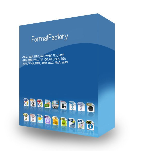 Format Factory 2.96 Portable RUS скачать бесплатно - универсальный конвертер
