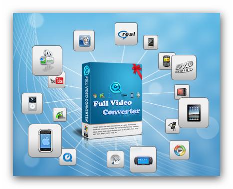 Full Video Converter 10.3 RUS + key мощный конвертер видео скачать