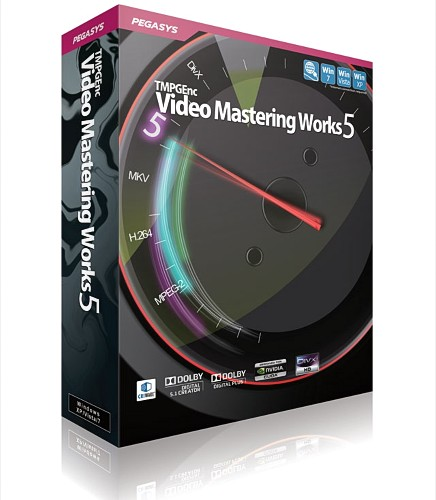 TMPGEnc Video Mastering Works 5.0.6 RUS скачать бесплатно