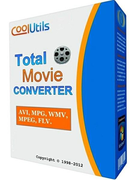 Total Movie Converter 3.2.1 RUS Портабл + crack скачать бесплатно
