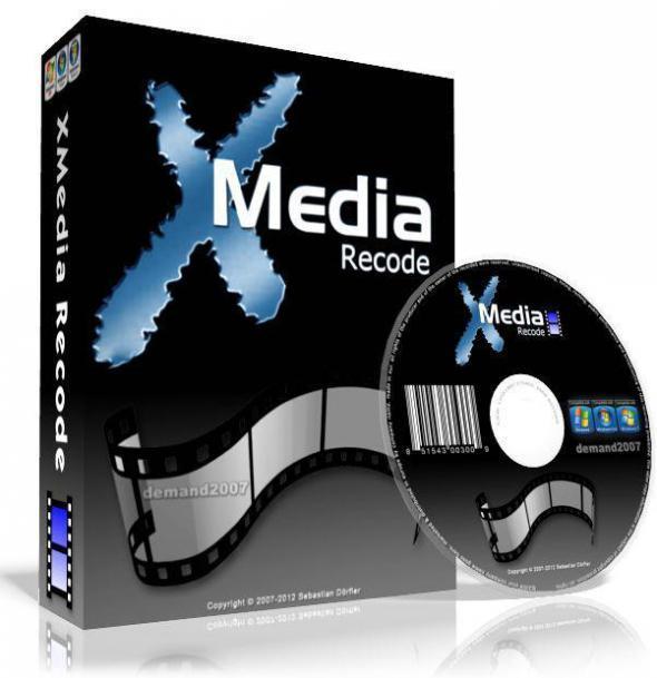 XMedia Recode 3.1 на Русском скачать бесплатно