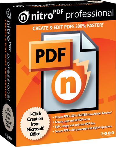 Nitro PDF Professional 9.0.2 RUS ключ скачать бесплатно Нитро Пдф