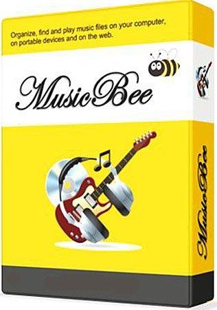 MusicBee 1.4.4 RUS Portable скачать бесплатно - музыкальный плеер