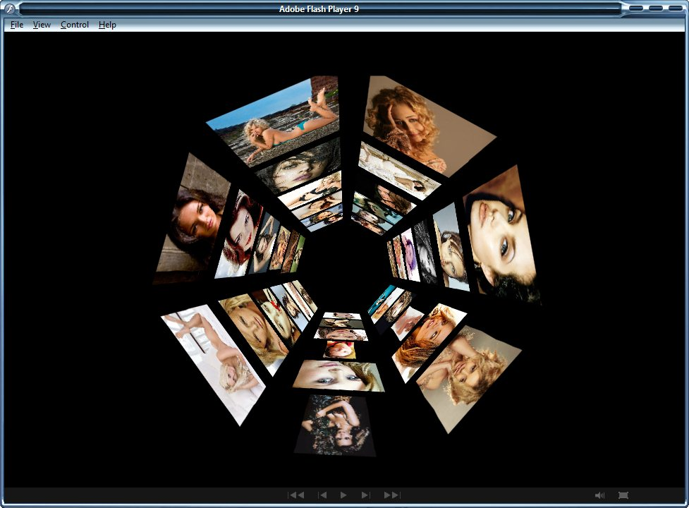 Aneesoft 3D Flash Gallery 2.4-4