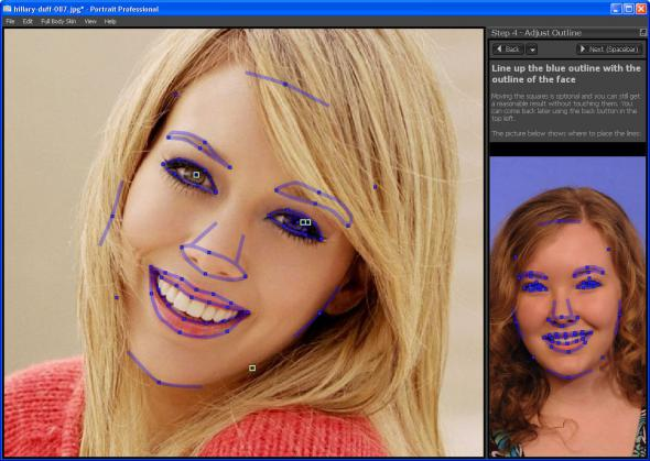 Скачать Portrait Professional Studio 10 RUS + crack бесплатно