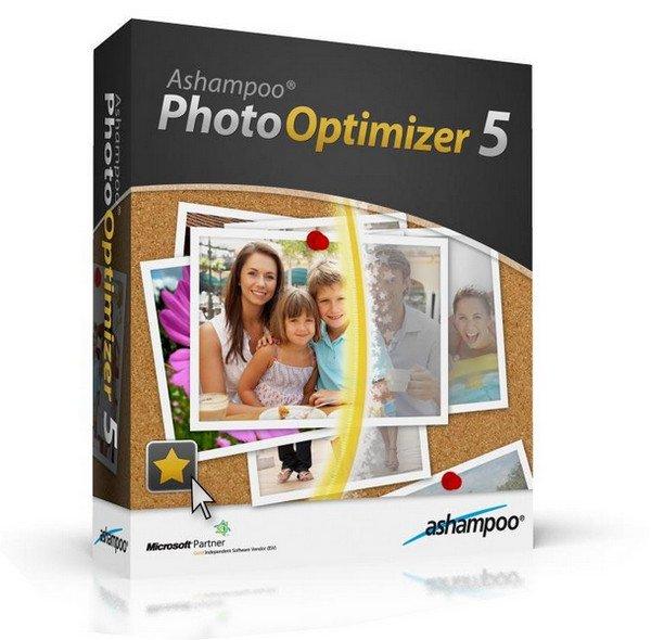Ashampoo Photo Optimizer 5.0 RUS программа для улучшения качества фото