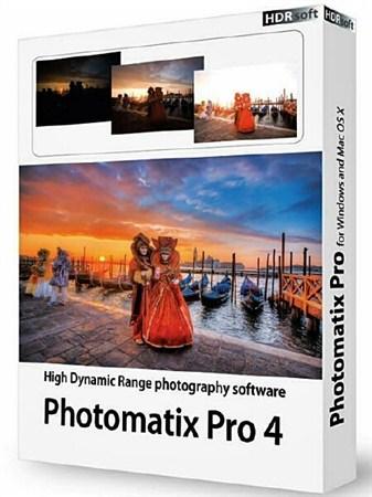 HDRsoft Photomatix Pro 4.2.4 (2012) + crack скачать бесплатно