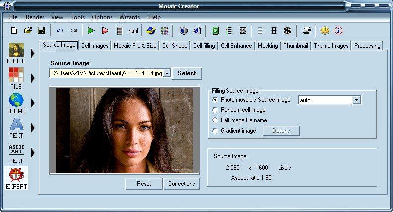 Программы для создания мозаики из фото