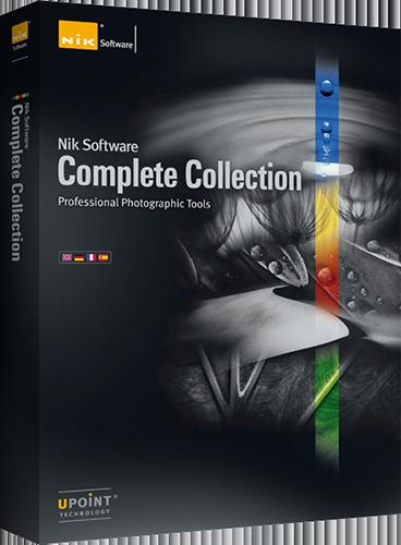 Nik Software Complete Collection 2012 - плагины для фотошопа скачать