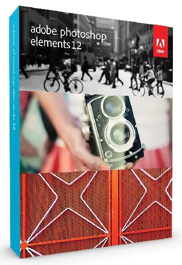 Adobe Photoshop Elements 12 + серийный номер скачать бесплатно