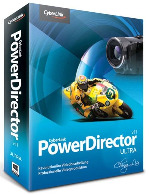 CyberLink PowerDirector 11 Ultra ключ