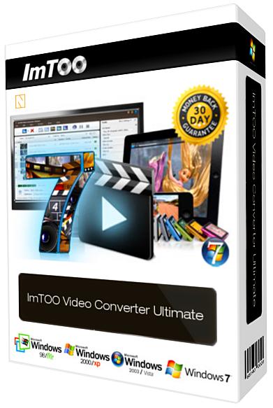 ImTOO Video Converter Ultimate 7.6 RUS ключ скачать бесплатно