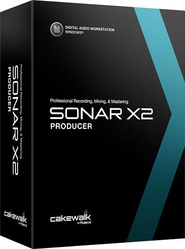 Sonar X2a Producer RUS ENG скачать бесплатно