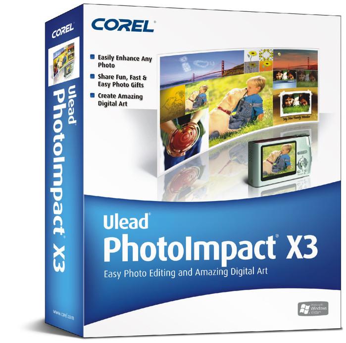 Скачать photoimpact x3 rus бесплатно