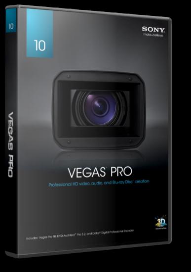 Sony Vegas PRO 11 ������� ������� ������ � ����