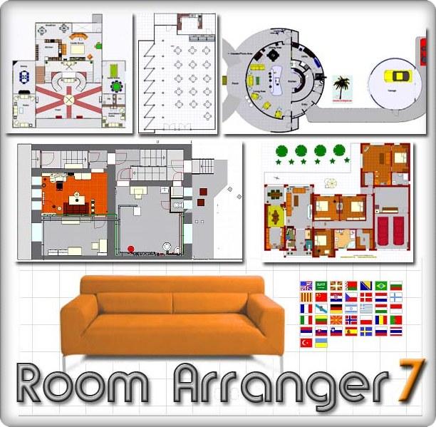 Room Arranger 7.0.3 RUS + ключ скачать бесплатно