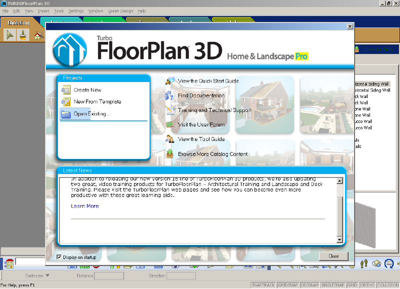 TurboFloorPlan 3D Home and Landscape Pro 16.0 + crack скачать бесплатно