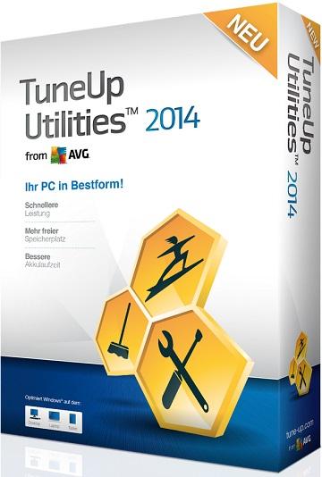 AVG PC Tuneup 2014 Multi + ключ crack скачать беплатно