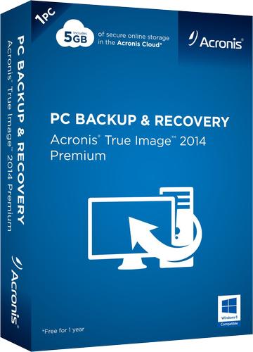 Acronis True Image 2014 Premium 17