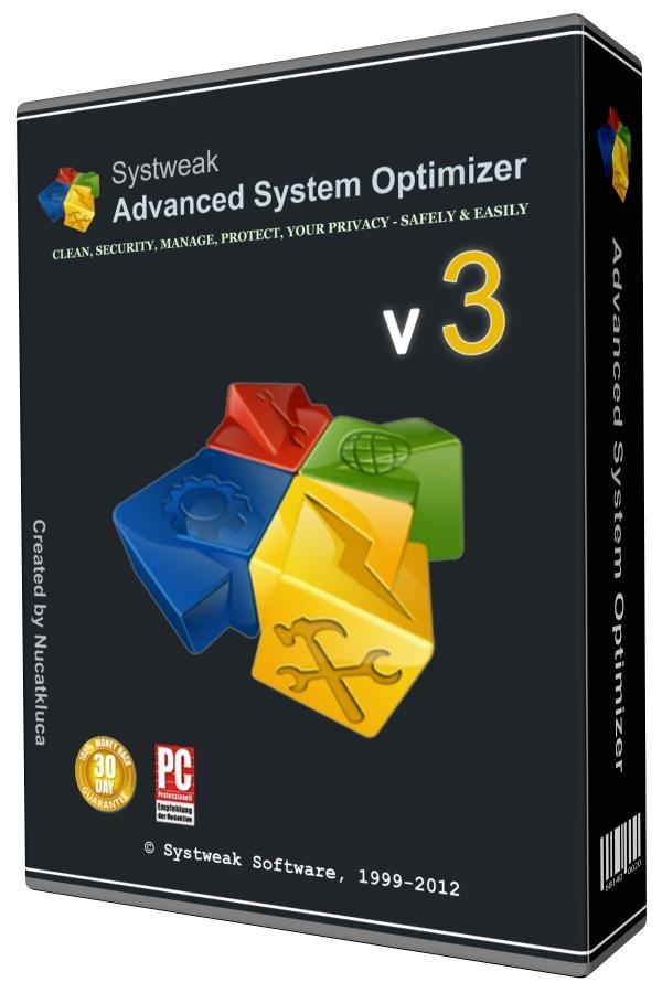 Advanced System Optimizer 3.5 RUS скачать бесплатно - Адвансет Систем Оптимайзер