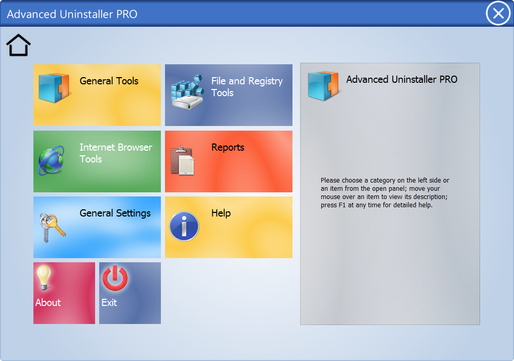 Advanced Uninstaller 11.1 PRO деинсталлятор программ скачать