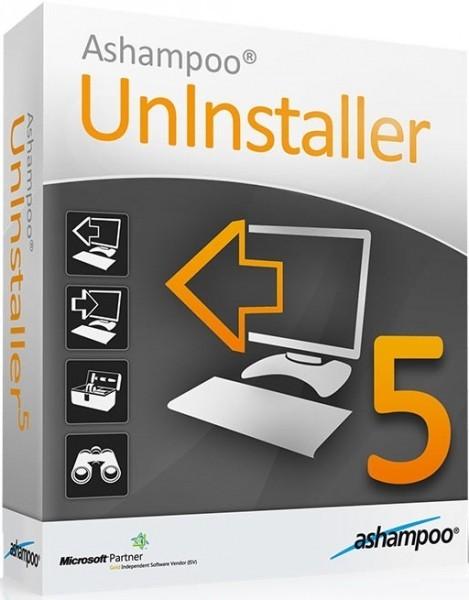 Ashampoo UnInstaller 5.02 RUS + Портабл скачать бесплатно