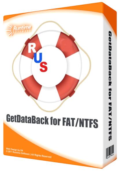 GetDataBack 4.30 for NTFS & FAT (RUS) скачать бесплатно