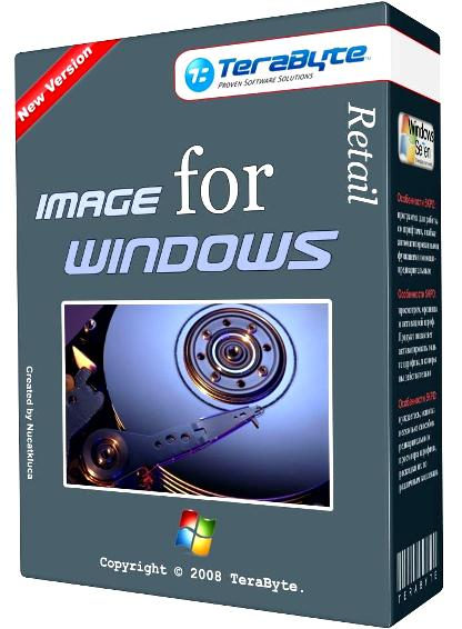 Terabyte Unlimited Image for Windows 2.75 скачать бесплатно