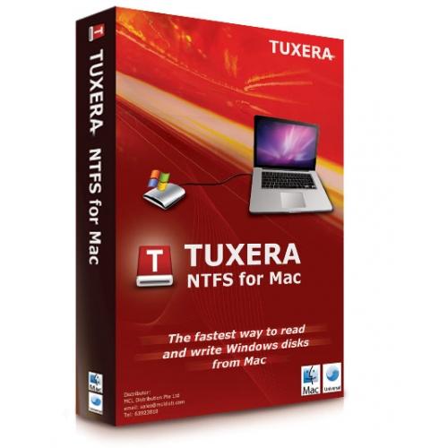 Tuxera NTFS for Mac 2012 + serial key скачать бесплатно