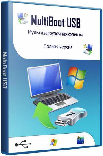 Мультизагрузочная флешка - MultiBoot USB - скачать бесплатно