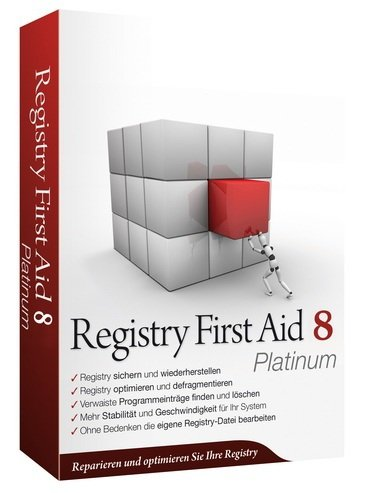 Registry First Aid Platinum 8.2 RUS + Portable скачать бесплатно