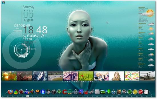 Скачать программа для рабочего стола windows 7 с торрента